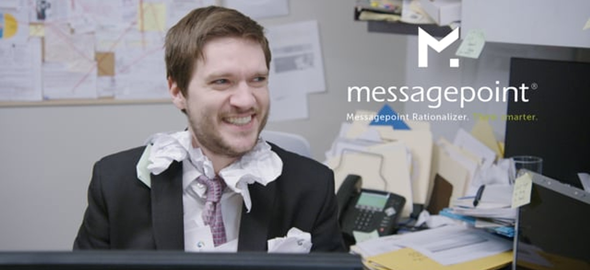 """Messagepoint / """"Office Hoarders"""""""