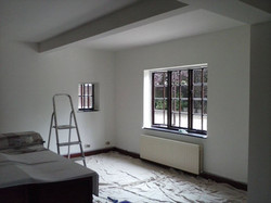 Interior large room project