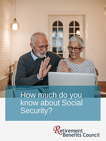 How Much Do You Know About Social Securitiy?