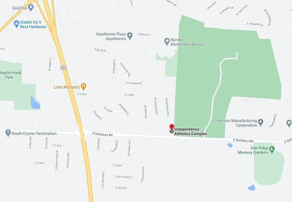 Map to IAC Zoomed.JPG