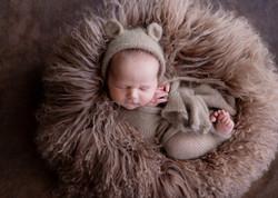 Newborn Elena Loeffler Photography
