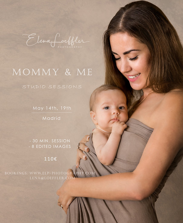 Mommy and Me Mini Session Flyer MAdrid_S