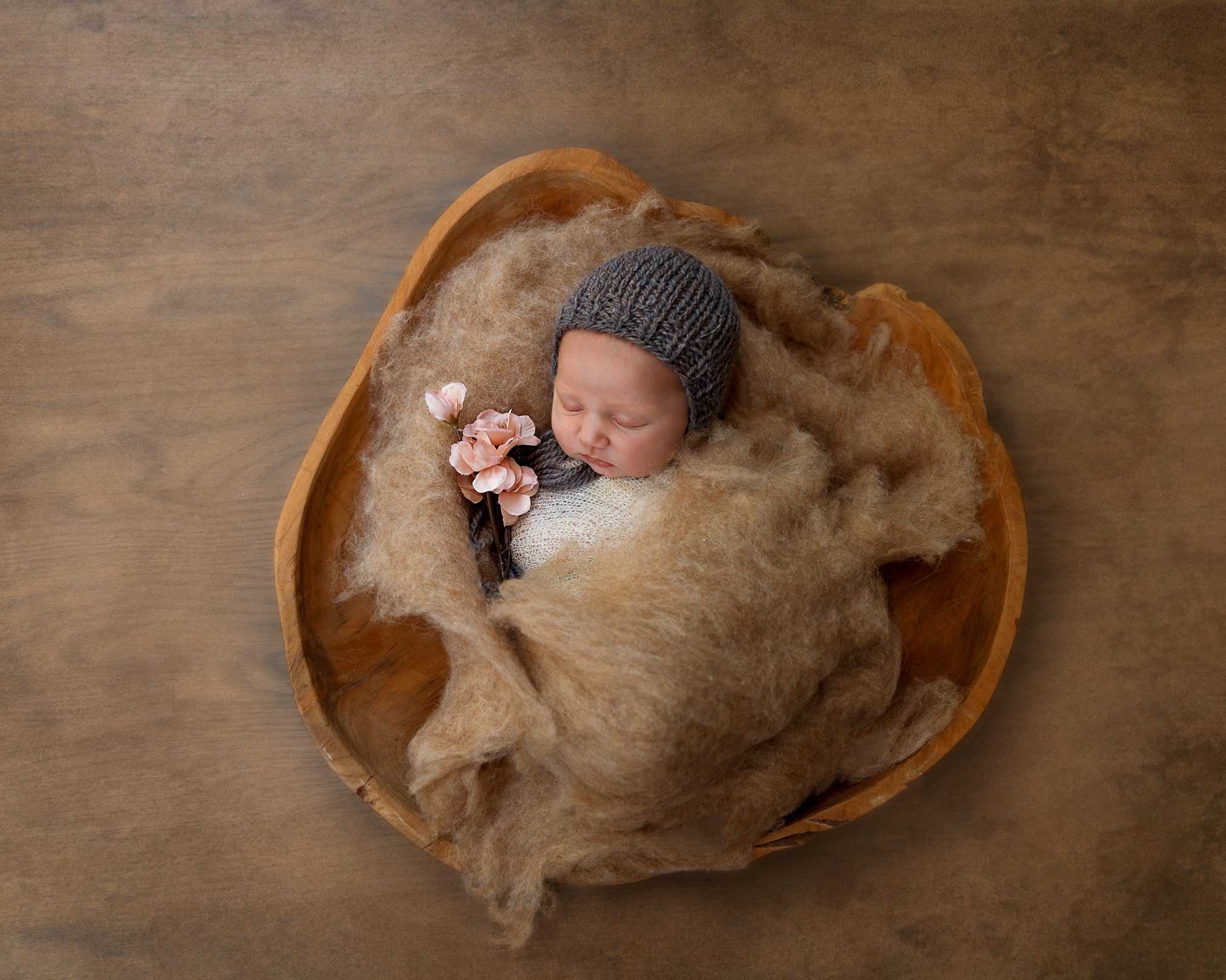Newborn photographer Raleigh