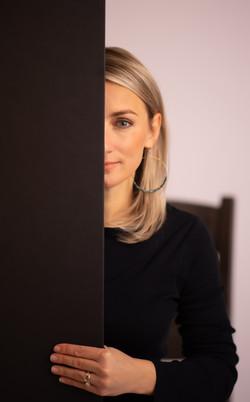 Woman Portrait Elena Loeffler Photography, Raleigh