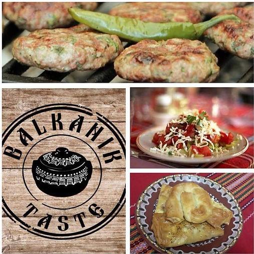 Balkan Cuisine Catering