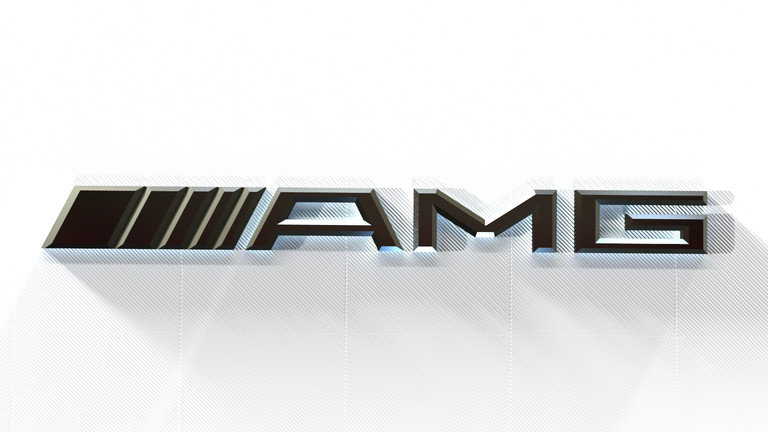 Emblema AMG