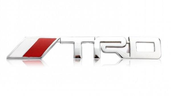 Emblema TRD