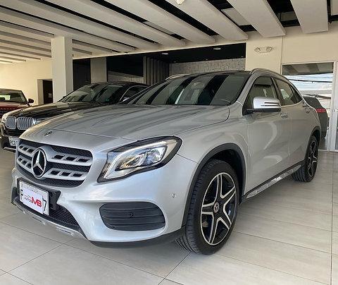 2018 Mercedes-Benz GLA250 AMG Line