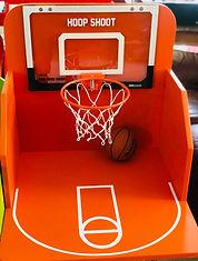 Basketball Hoop Shoot Carnival Game