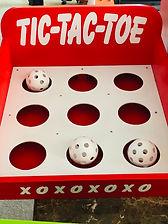 Tic-Tac-Toe Carnival game