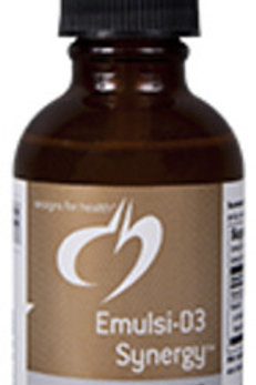 Emulsion vitamin D3 synergy