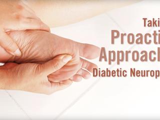 The Effect of Mammalian Omega-3s on Diabetic Neuropathy