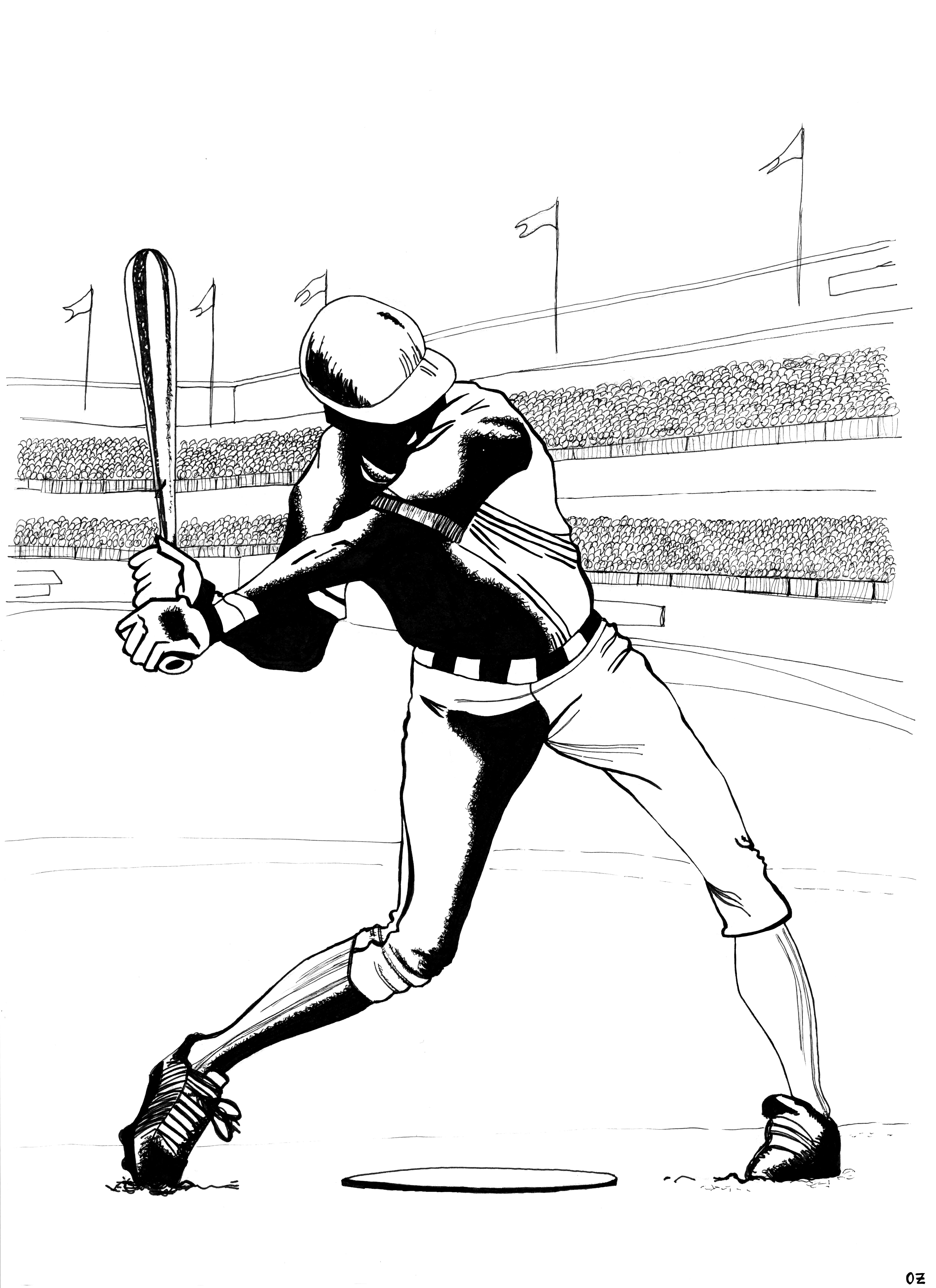 illustration pour un centre sportif
