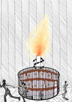 Illustration  Amnesty International