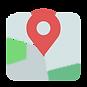 Klicke den Zielort an.  Klicke dort Directions an.  Gib Deinen Startort ein und  Du erhälst Routenvorschläge!