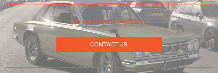 Do you have a project? Contact us