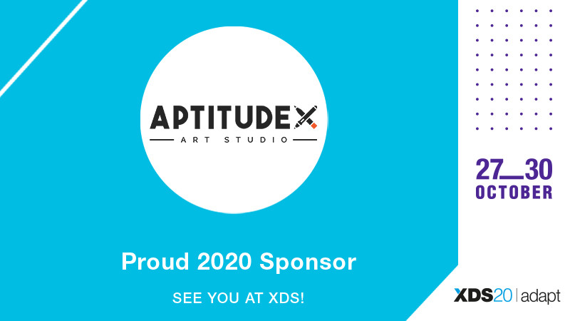 Aptitude X is one of the XDS20 Adapt's sponsors. Our team is willing to meet you from the 27th to 30th of october. Our art studio is expert in vehicles, buildings and props modeling and is able to offer really high quality 3D art services.