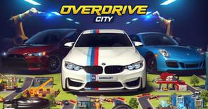 Overdrive City: un jeu mobile de type city-builder et de course