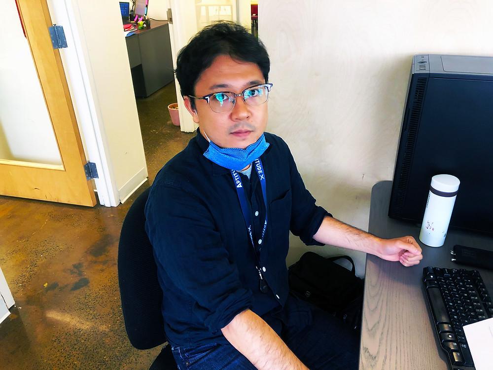 Bienvenue Yoshiki, notre nouveau Business Developer Manager