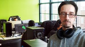 L'Équipe s'agrandit : Mathieu, 3D Generalist