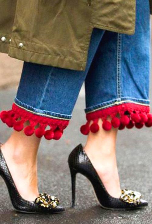 pompom+jeans