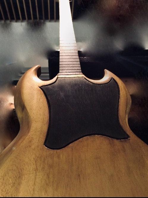 Guitare SG Or