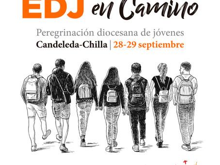 Los Jóvenes de Ávila en Camino
