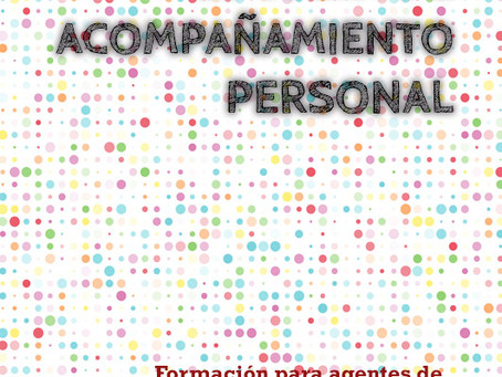ESCUELA DE ACOMPAÑAMIENTO PERSONAL