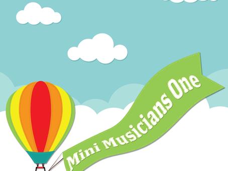 Mini Musicians Preschool Class Winter Sessions