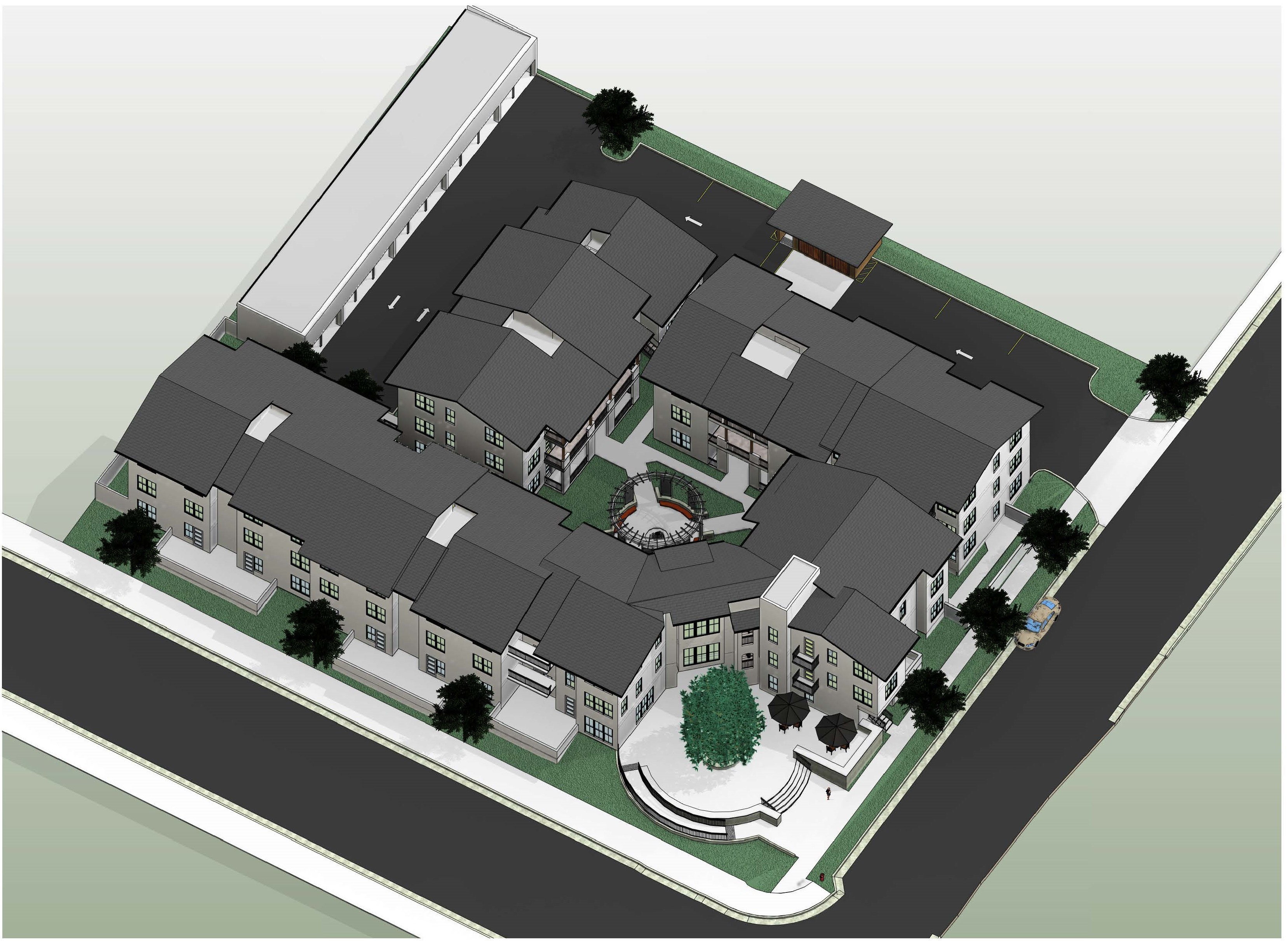 1650 Steele Concept Design Review powerp
