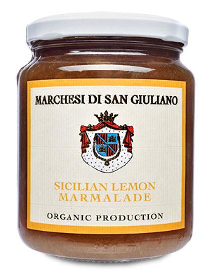 Organic Sicilian Lemon Marmalade