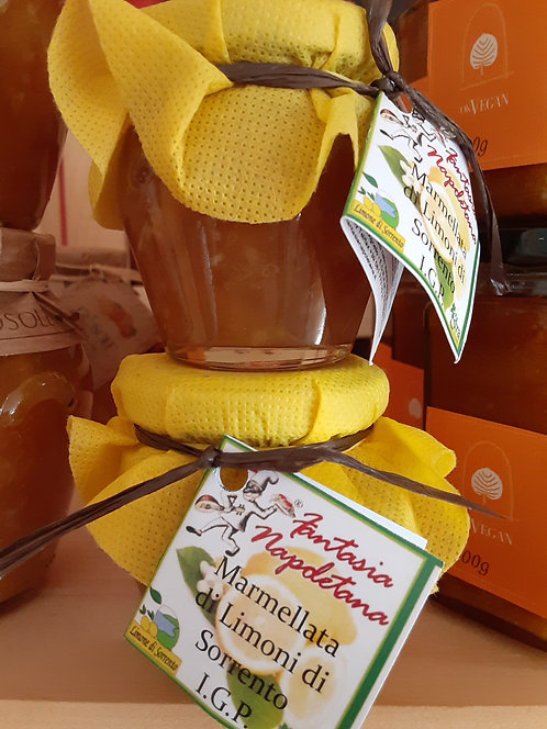 Lemon Marmalade s  from Sorrento, Italy