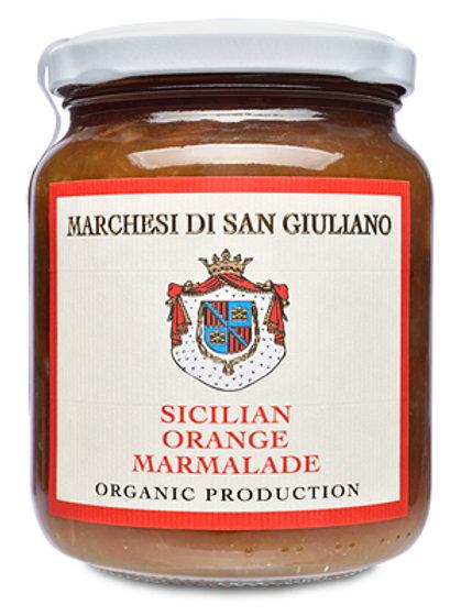 Organic Sicilian Orange Marmalade