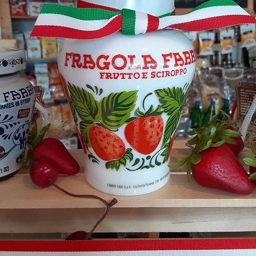 Fabbri Strawberries in Heavy Syrup