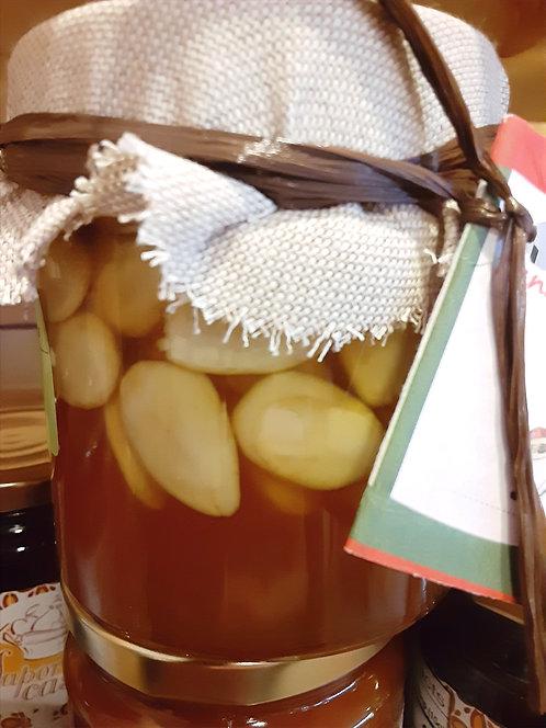 Fantasia Napoletana  Almonds in Chestnut Honey
