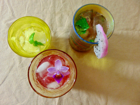 Mocktail Recipes For The Fall