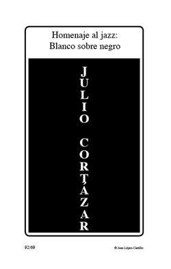 """""""Homenaje al jazz"""""""