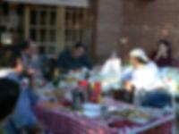 «Sobremesa con Pepe Barroeta», fotografía de la sección FOTOS de la página web de Juan López-Carrillo