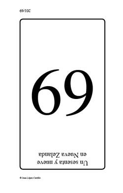 """""""Un sesenta y nueve en Nueva Zelanda"""