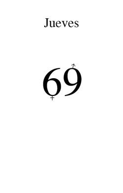 Página Jueves de «69/modelo para ama