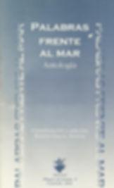 «Palabras frente al mar», libro colectivo donde participa el poeta Juan López-Carrillo