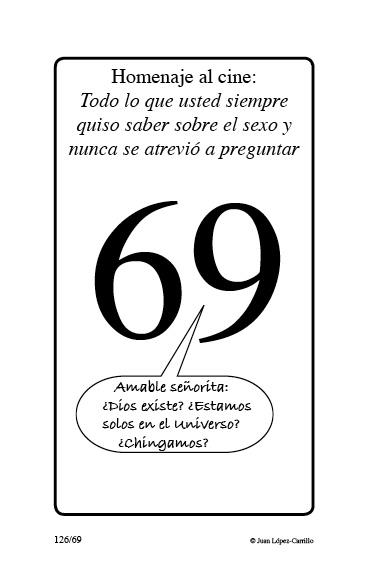 """""""Homenaje al cine: Todo lo que usted"""