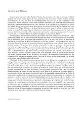 Prólogo «El Dios y su Mesías»  del poeta Juan López-Carrillo para el libro de poemas «El hijo de Clint Eastwood» del poeta Alfredo Gavín