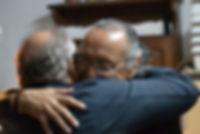 «Hasta la próxima, poeta», fotografía de la sección FOTOS de la página web de Juan López-Carrillo