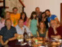 «En casa de Gustavo Casa y Analia», fotografía de la sección FOTOS de la página web de Juan López-Carrillo