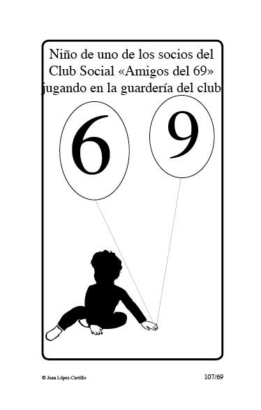 """""""Niño de uno de los socios del Club"""