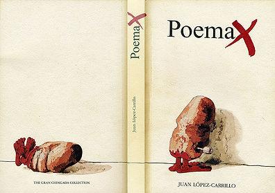 «Poemax (El Big Bang)», libro de poemas, prosa y poesía visual de Juan López-Carrillo