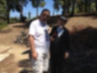 «Paella de la amistad en Can Moragas», fotografía de la sección FOTOS de la página web de Juan López-Carrillo