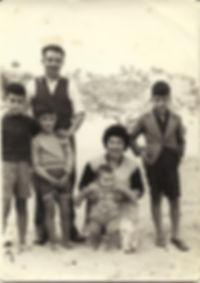 «En la playa de Cap Roig, l'Ampolla», fotografía de la sección FOTOS de la página web de Juan López-Carrillo