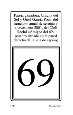 """""""Pareja ganadora Crucita del Sol y O"""